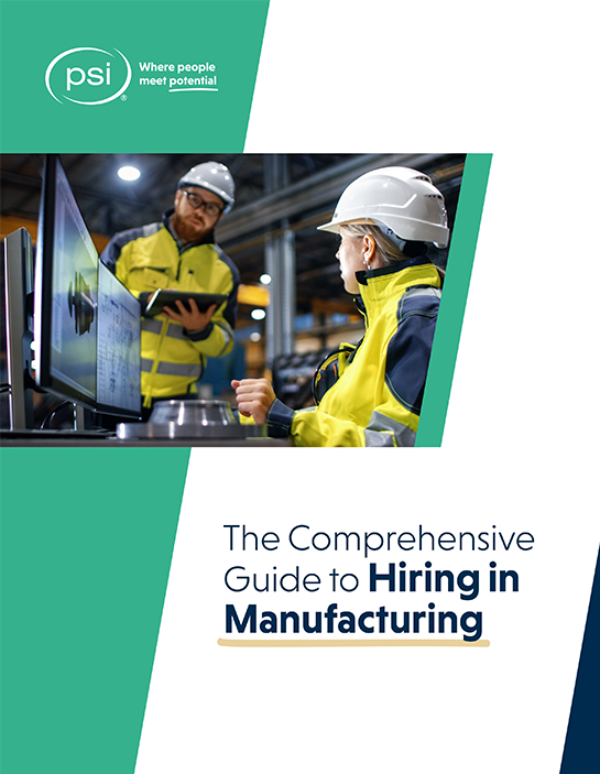 The Comprehensive Guide to Hiring in Manufacturing download