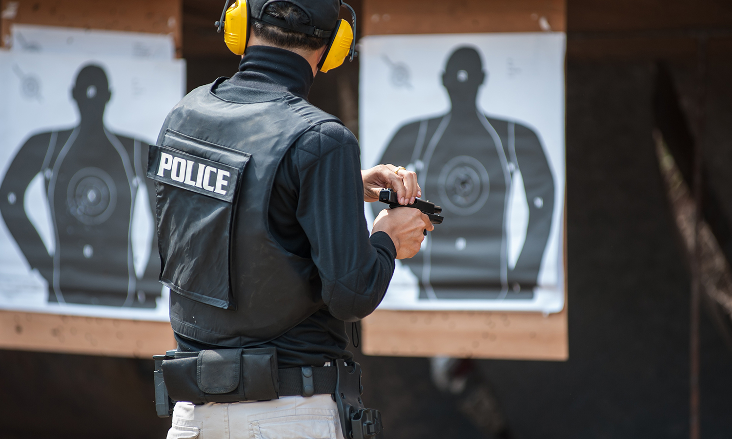 the role of police officers in implementing public safety Northwestern university center for public safety school of police staff and  as well as an increase in violent crimes against farmington police officers.