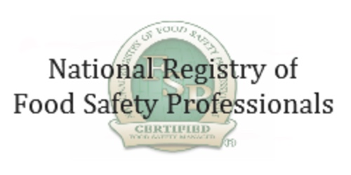 National Registry of Food Safety Professionals | PSI Online